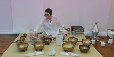 Somatic & Singing Bowl Meditation 60-Min (In Person) | 60分鐘體感.頌缽聲頻浴療 tickets