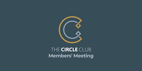 The Circle Club's November Members' Meeting (Derbyshire) tickets