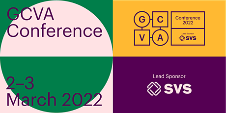 GCVA Global Conference 2022 tickets
