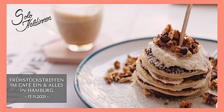 Frühstückstreffen im Café Ein & Alles in Hamburg Tickets