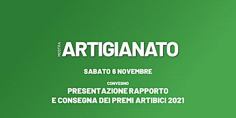 Presentazione Rapporto e Consegna dei Premi ArtiBici 2021 biglietti