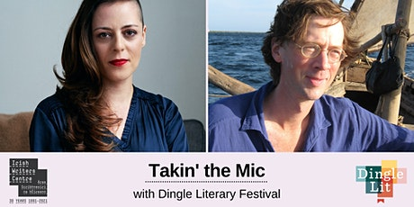 Online: Bilingual Takin' the Mic with Dingle Literary Festival tickets
