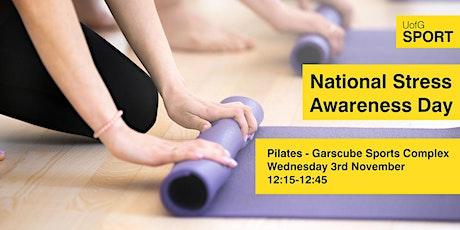 Pilates Class tickets