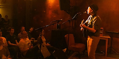 Singer & Songwriter Session Tickets