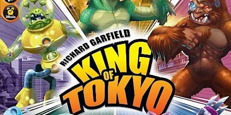 Tournoi King of Tokyo - Samedi  06 Novembre billets