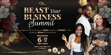 Beast Your Business Summit with Melody S. Holt and Ryan Henry tickets