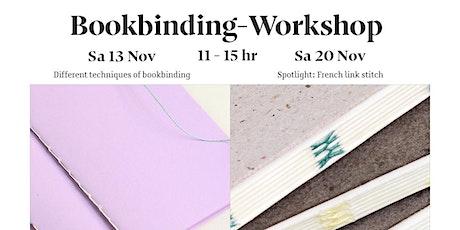 Bookbinding Workshop Tickets