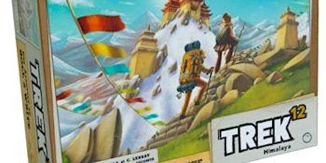 Tournoi Trek12 - Samedi  20 Novembre billets
