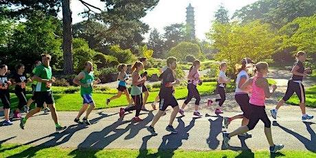 Regent's Park running club - Beginners 0-5K programe tickets