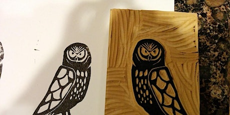 Introduction to Lino Printing Workshop tickets