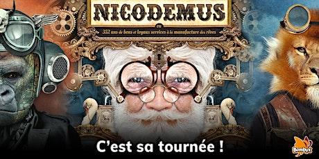 Soirée Spéciale Escape Game & Démo - Nicodemus Mercredi 10 Novembre billets