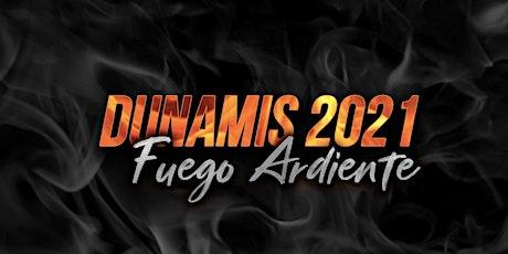 """Dunamis 2021 """"Fuego Ardiente"""" tickets"""