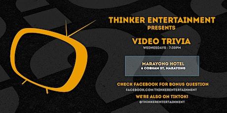 Video Trivia - Marayong Hotel (Weekly) tickets