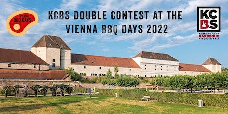 KCBS Contest at the VIENNA BBQ DAYS Tickets