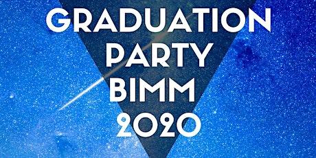 GRADUATION PARTY BIMM 2020 tickets