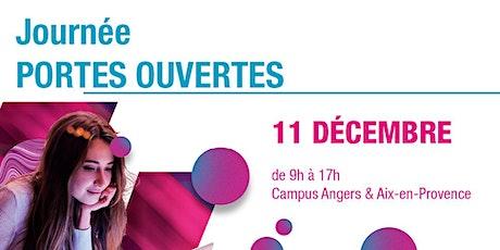 Journée Portes Ouvertes samedi 11 décembre - Aix-en-Provence billets