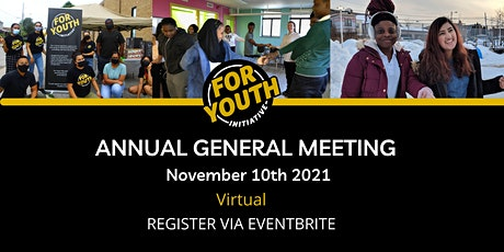 FYI Annual General Meeting 2020 tickets