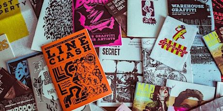 Book Week Scotland - A Comic and Zine-making workshop tickets