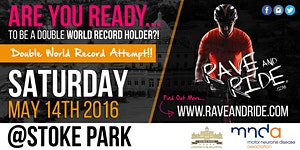 Rave And Ride Guinness World Records Attempt