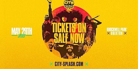City Splash Festival 2022 tickets