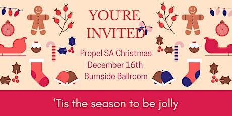 Propel SA Christmas Party tickets