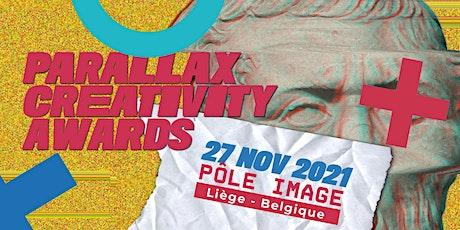 Parallax Creativity Awards tickets