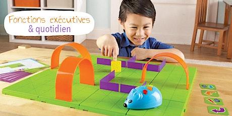 VisioConférence : Comment développer les fonctions exécutives des enfants? billets
