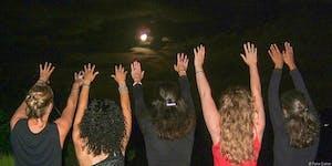 The Full Moon in Aquarius Alchemy Gathering