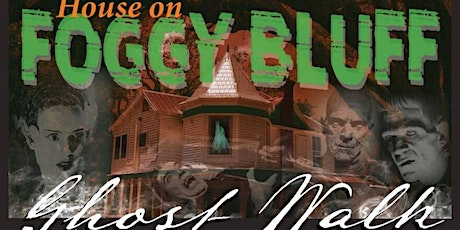 The House on Foggy Bluff tickets