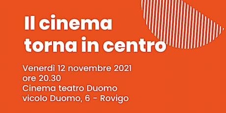 """""""Volevo nascondermi"""" / Cinema Teatro Duomo biglietti"""