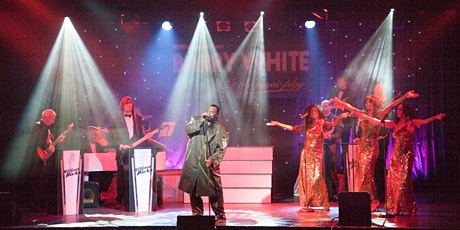 The Legend of Barry White   Greville Arms  Hotel Mullingar tickets