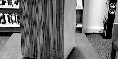 Atelier Découverte du Cajon billets