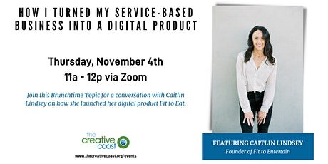 How I Turned My Service-Based Business Into a Digital Product billets
