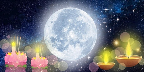 Full Moon Meditation that prepare you for the brighter years to come tickets