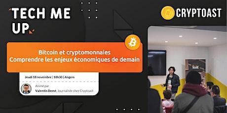 Bitcoin et cryptomonnaies ; comprendre les enjeux économiques de demain billets