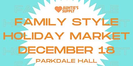 LocalTO Family Style Holiday Market tickets