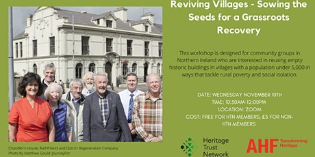 Reviving Villages: Sowing the Seeds for a Grassroots Recovery tickets