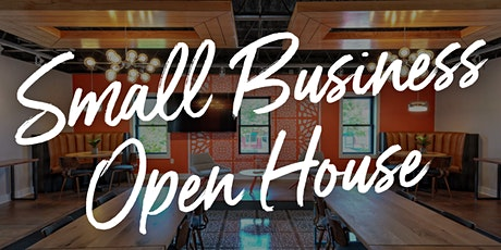 Small Business Open House tickets