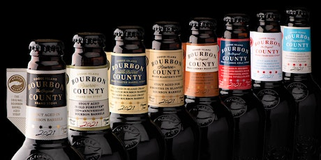 Goose Island Bourbon County Stout Release Day Tasting Experience tickets