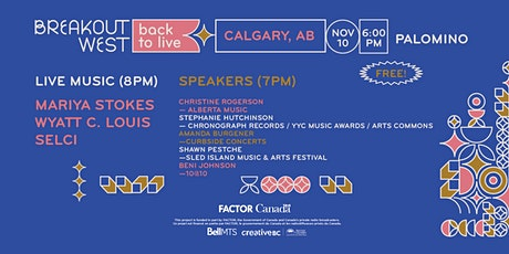 Back to Live - Calgary tickets