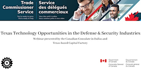 Texas Technology Opportunities in the Defense & Security Industries billets