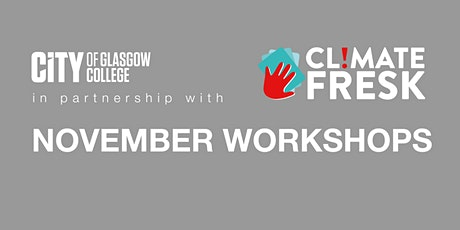 Climate Fresk @ City of Glasgow College tickets