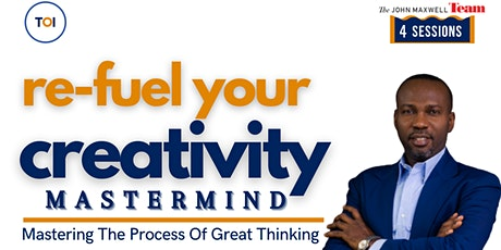 RE-FUEL YOUR CREATIVITY tickets