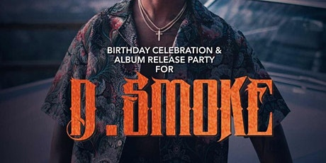 Feature Friday's  | Halloween party hosted by recording artist D. Smoke tickets