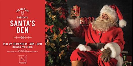 Santa's Den tickets