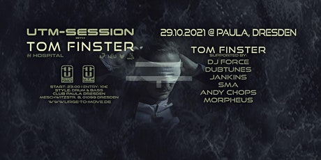 UTM-Session with Tom Finster Tickets
