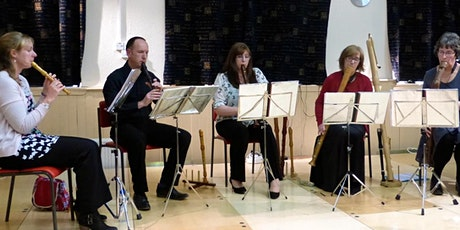ARCARA Recorder Concert..back by popular demand tickets