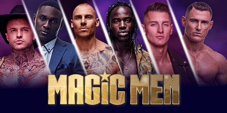 MAGIC MEN TAKEOVER WONTHAGGI tickets