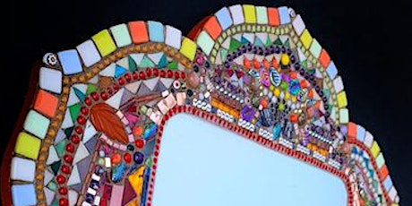 Beverley Hunter's 1-Day Magical Mixed Media Mosaic Gift Making Workshop tickets