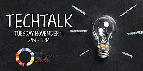 TechTalk November tickets